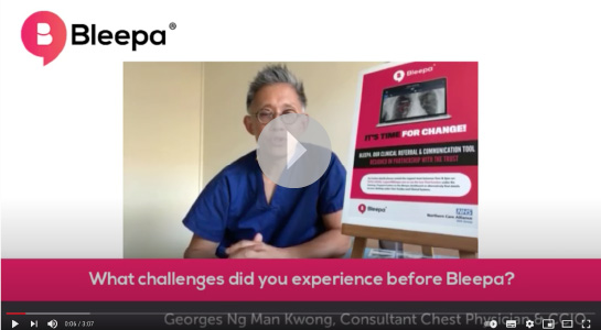 Thumbnail Video for Benefits to improve clinical communication